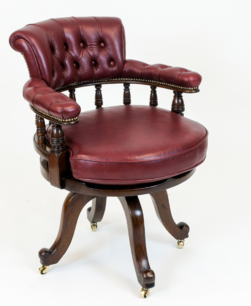 victorian office chair. Antique Victorian Swivel Seat Desk Chair Office