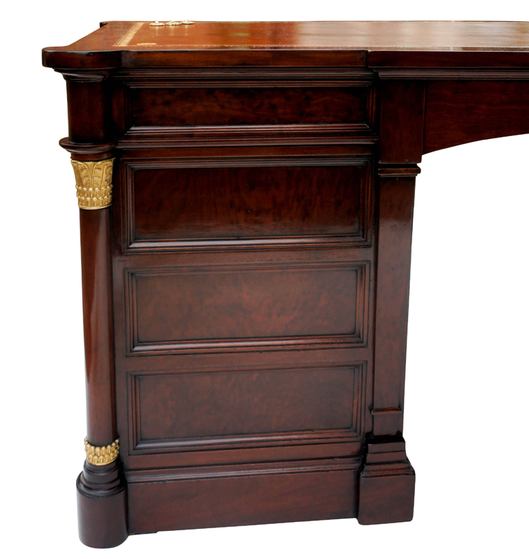 Antique French Empire Style Desk
