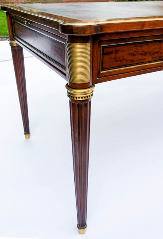 Antique French Empire Style Writing Desk 4 8
